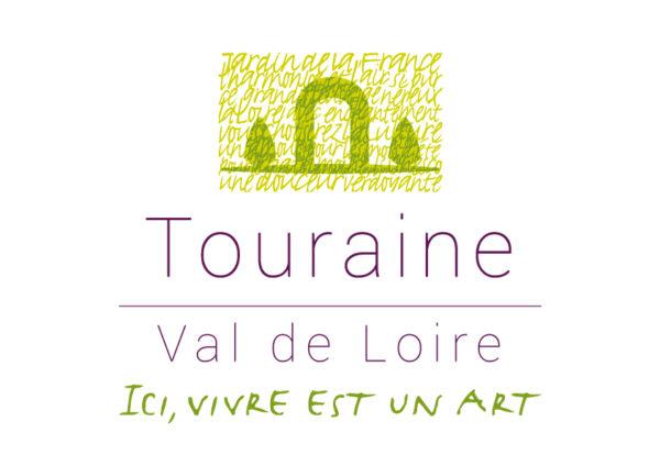 Logo de l'agence départementale du tourisme de Touraine