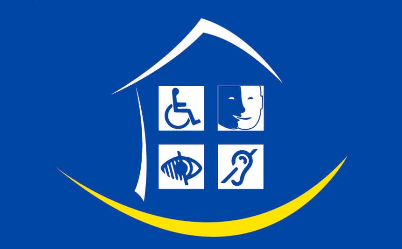le logo de la marque Tourisme et Handicap