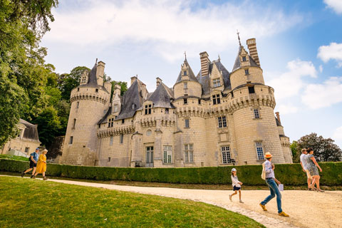 Château d'Ussé - ADT Touraine / Jean-Christophe Coutand