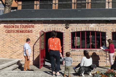 Maison du tourisme du Castelrenaudais